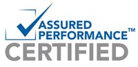 Assured Performance Network Certified